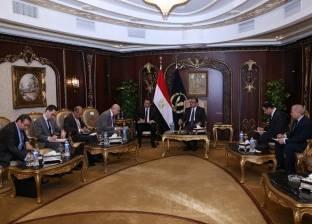 """وزير الداخلية لـ""""مسؤول أممي"""": تبادل المعلومات مهم لدرء خطر الإرهاب"""