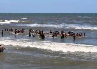 العثور على جثمان شقيقان أمام شاطئ النخيل برأس البر