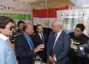 جامعة بنها تشارك في معرض التعليم العالي في الكويت
