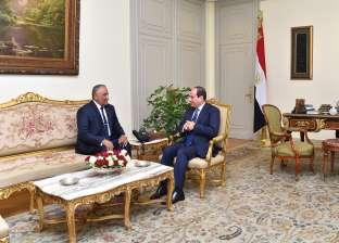 عاجل  شريف سيف الدين يؤدي اليمين الدستورية رئيسًا للرقابة الإدارية
