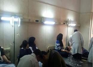 إصابة 7 طالبات بالتسمم بسبب وجبة لحوم بمعهد قها الازهري في القليوبية