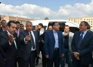 وزير الإسكان يشهد تشغيل نفق شارع التسعين بالقاهرة الجديدة
