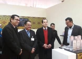 رئيس الأزهر يفتتح معرض منتجات كلية الزراعة