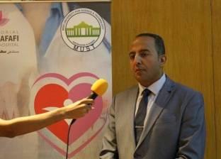 مدير مستشفى سعاد كفافي الجامعي: علاج 1100 طالب بالمجان في سوهاج