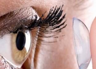 """""""حماية المستهلك"""": العدسات اللاصقة مجهولة المصدر قد تسبب العمى"""