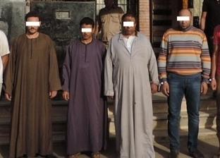 الأمن العام يضبط 12 متهما تخصصوا في سرقة البترول من الخطوط الرئيسة