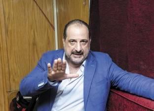 """خالد الصاوي ناعيا إبراهيم الشقنقيري: """"صاحب الأعمال المتميزة"""""""