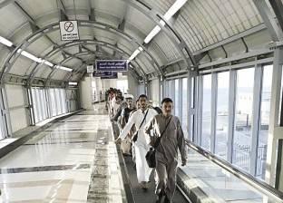 مطار القاهرة يستقبل ألف معتمر فلسطيني اليوم