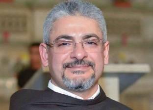 الأب بطرس دانيال ينعى محمد متولي: تعازينا القلبية في رحيل فنان خلوق