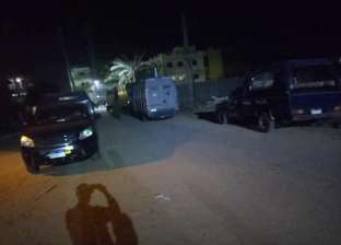 صور| أمن دمياط يضبط 8 متهمين في اشتباكات بين عائلتين بالأسلحة النارية