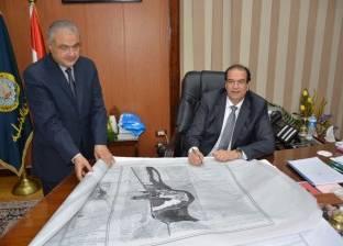 """نشر المخطط التفصيلي لمدينة ميت غمر في """"الوقائع المصرية"""""""