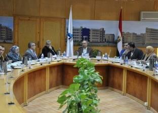 تعيين 5 من أعضاء هيئة التدريس فى وظيفة أستاذ مساعد بجامعة كفر الشيخ