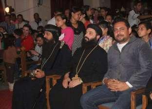 إيبارشية أطفيح تحتفل بفائزي مهرجان الكرازة المرقسية