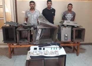 ضبط المتهمين بسرقة 146 ألف جنيه من جمعية المستثمرين بالشرقية