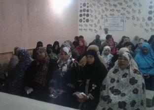 """""""الإهمال الطبي"""".. ندوة لوحدة مناهضة العنف ضد المرأة بجامعة المنيا"""