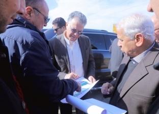 وزير النقل: رفع كفاءة الطريق الدولي الساحلي وتحويلة إلي طريق حر