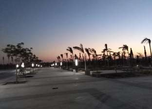 """""""مدبولي"""": تشغيل تجريبي للحديقة المركزية بمدينة الشيخ زايد قبل افتتاحها"""
