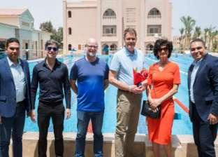 رئيس اللجنة الأولمبية السويدية: مستقبل السياحة الرياضية في مصر قوي