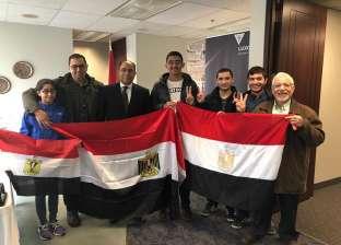 خريطة المصريين فى الخارج: 9.5 مليون فى قارات العالم نصفهم فى السعودية والأردن والإمارات