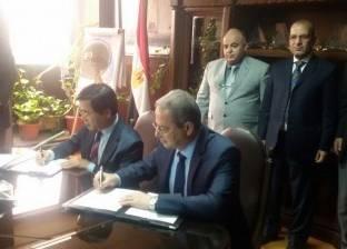 دسوقي: 10مليار جنيه التكلفة الاستثمارية لمشروع محطة كهرباء غرب القاهرة
