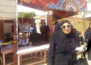 والدة شهيد بالوادي الجديد: نزلت الانتخابات ودعوت أصدقائي وأقاربي