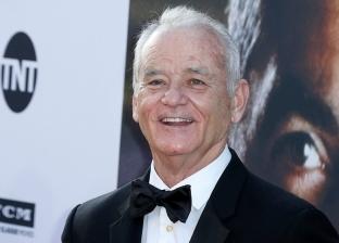 """تكريم بيل موري بجائزة """"إنجاز العمر"""" من مهرجان روما السينمائي"""
