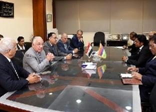 «موريشيوس» تطلب الاستعانة بمصر لتنفيذ مشروعات بـ2 مليار دولار