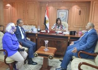رئيس الجالية المصرية بروسيا: مستعدون لدعم مركز الكلى بالمنصورة