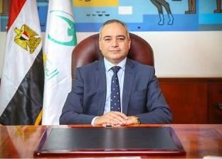 أحمد عبد الحليم قائم بأعمال رئيس الهيئة القومية للبريد