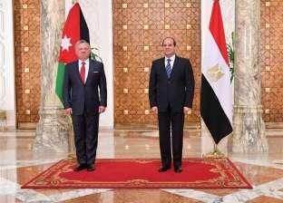 فلسطين والتبادل التجاري.. خبراء يوضحون ملفات قمة السيسي وملك الأردن