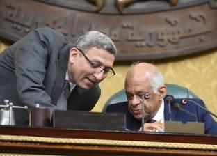 """""""عبدالعال"""" يحيل 4 مشروعات قوانين إلى اللجان البرلمانية المختصة"""