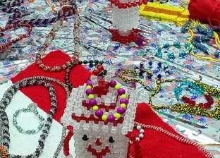 بالصور  استعراض منتجات أندية المرأة تحت شعار «بكرة ليكي» بجنوب سيناء