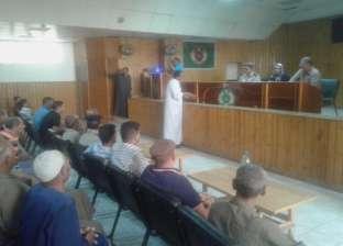 """حل أزمة ضعف مياه الشرب في """"شبانة"""" بالسنبلاوين"""