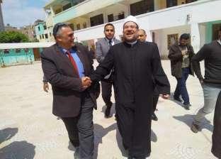 وزير الأوقاف يهنئ رئيس الجمهورية والشعب المصري بحلول شهر رمضان المبارك