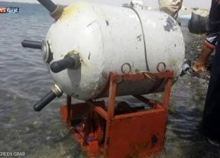 القوات اليمنية تعثر على ألغام بحرية بالبحر الأحمر