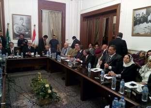 عبدالعليم داوود معترضا على خسارته منصب نائب رئيس الوفد: دمي في رقابيكم