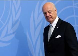 """مبعوث الأمم المتحدة: """"ندعو لعدم شن أي هجوم عسكري بسوريا"""""""