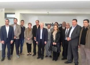 جامعة أسوان تشارك في ورشة عمل بقبرص عن تدريب معلمي اللاجئين