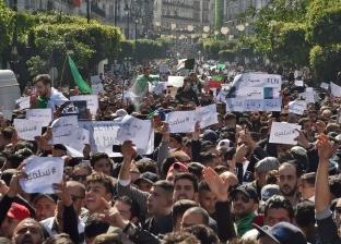 معارضون جزائريون يطالبون باستقالة الحكومة