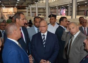 تدشين 10 أتوبيسات تعمل بالغاز الطبيعي في القاهرة غدا