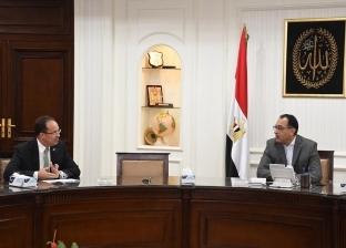 """رئيس الوزراء يبحث مع """"أرضك"""" تنفيذ مشروع بـ10 مليارات في المنيا الجديدة"""