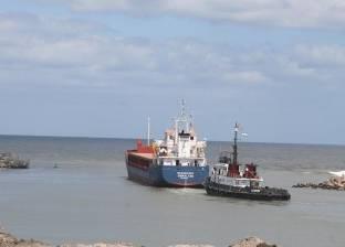"""لـ""""سوء الأحوال الجوية"""".. إغلاق ميناء نويبع البحري"""