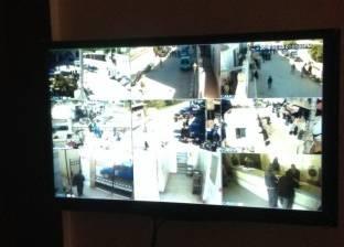 تركيب كاميرات مراقبة فى شوارع بنها للحد من السرقات