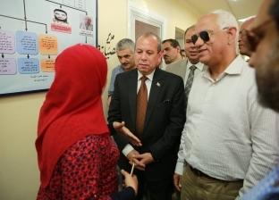 إطلاق مبادرة لترشيد المياه بكفر الشيح والبداية من المصالح الحكومية