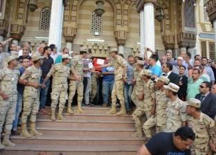 أهالي كفر الشيخ ينتظرون وصول جثمان شهيد رفح لتشييعه بمسقط رأسه