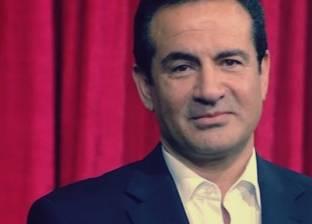 محمد ثروت يحيي أولى حفلات الموسيقى العربية بمسرح أوبرا دمنهور