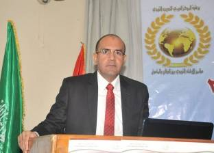 """مصطفى أبو زيد: قرار """"الحركة الوطنية"""" بتأييد السيسي يدعم مسيرة التنمية"""