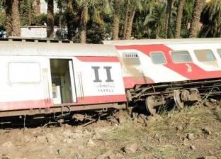 عاجل| حبس سائق قطار البدرشين ومساعده وعامل التحويلة و3 آخرين