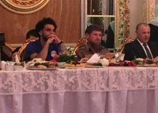 """آخرها """"حق المواطنة الشيشانية"""".. 5 تكريمات لـ""""صلاح"""" بعيدا عن الكرة"""