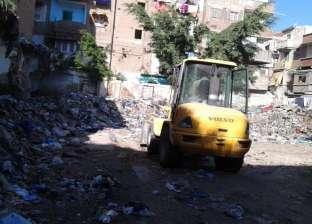 """""""وسط الإسكندرية"""" يناشد المواطنين بتوفير """"سلة"""" لجمع القمامة"""